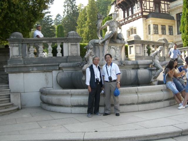 Một số hình ảnh Đoàn CSV trở lại thăm Rumani năm 2007