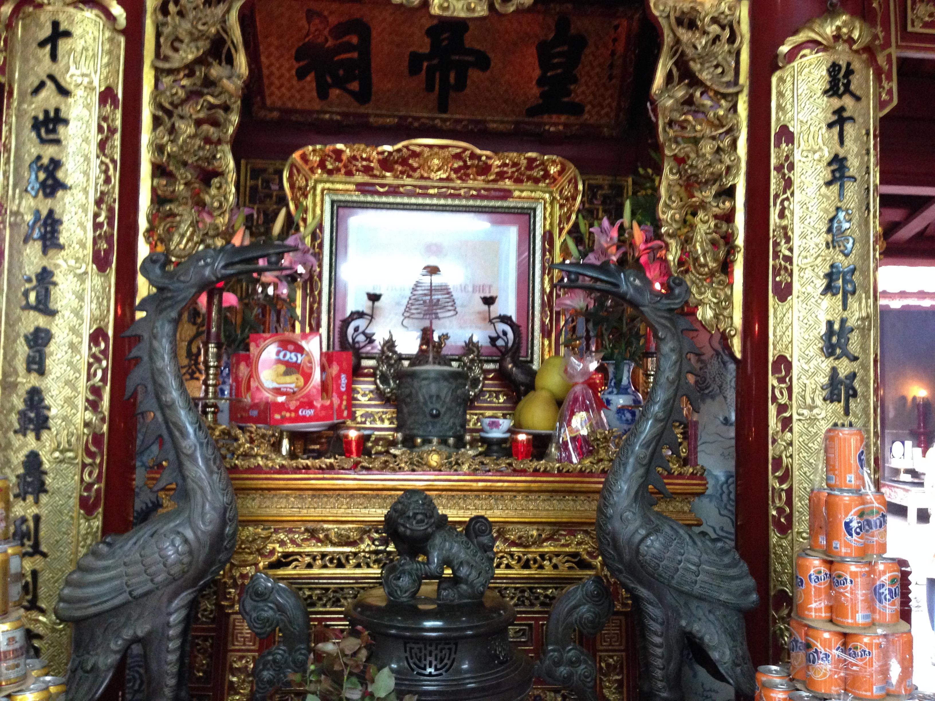 Du Xuân Hữu nghị 2016 (thăm đền thờ Hai Bà Trưng, đồng hoa tại Mê Linh Hà Nội) ngày 13/3/2016.