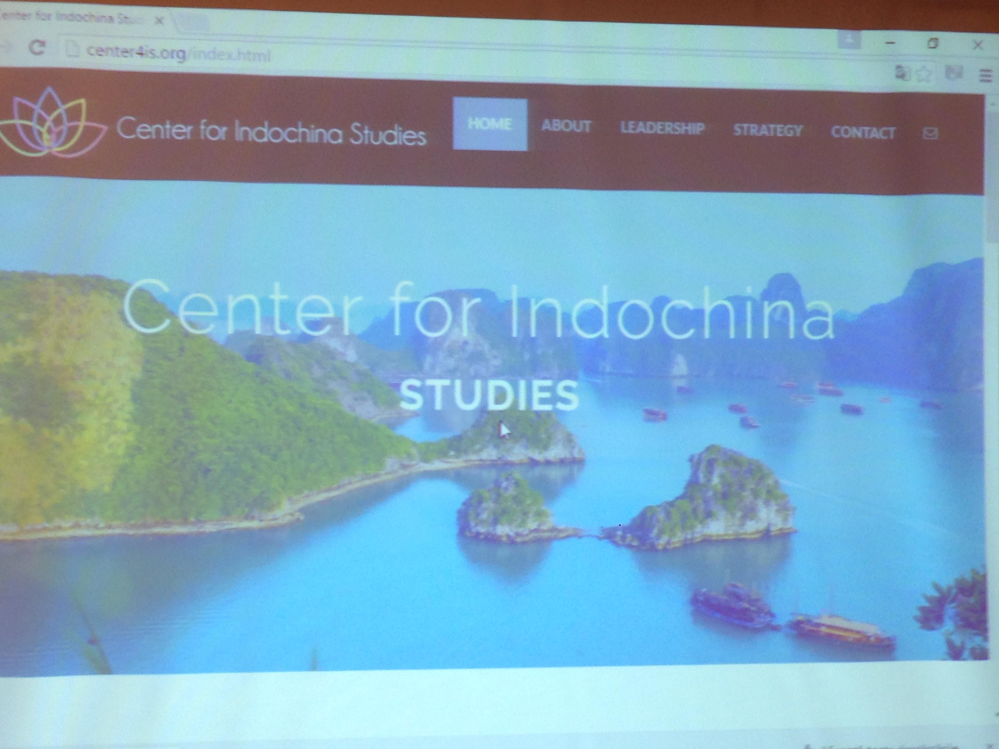 Hội thảo giới thiệu Trung tâm nghiên cứu Đông Dương của Rumani (26/6/2016)