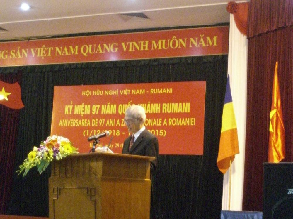 """""""Hội luôn tìm kiếm, chắt chiu từng cơ hội hợp tác để nhằm thúc đẩy, bồi đắp và thắt chặt thêm tình cảm hữu nghị gắn bó giữa nhân dân hai nước Việt Nam – Rumani"""""""