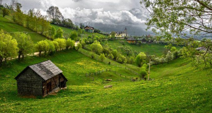 Transilvania, pe primul loc în topul celor mai frumoase regiuni din lume.