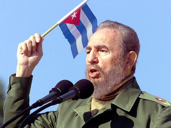 VÔ CÙNG THƯƠNG TIẾC LÃNH TỤ CÁCH MẠNG CUBA FIDEL CASTRO RUZ
