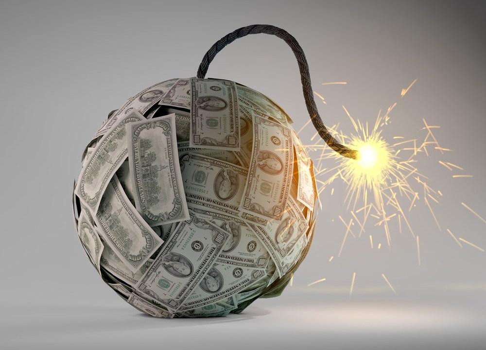 NỢ TOÀN CẦU ĐẠT KỶ LỤC 152 NGHÌN TỶ USD: QỦA BOM NỔ CHẬM