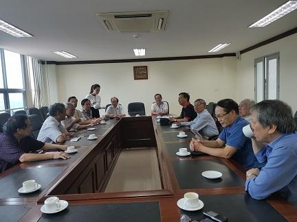 THÔNG BÁO Kết luận của cuộc họp BTV mở rộng Hội Hữu nghị Việt Nam-Rumani
